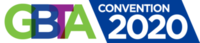 GBTA Convention 2020 logo